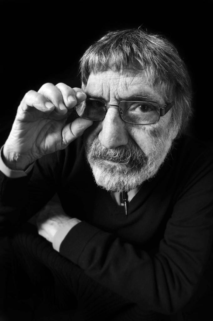 Portrait de l'artiste Carlos Cruz-Diez