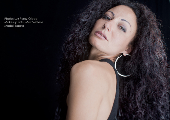 Isaora portrait