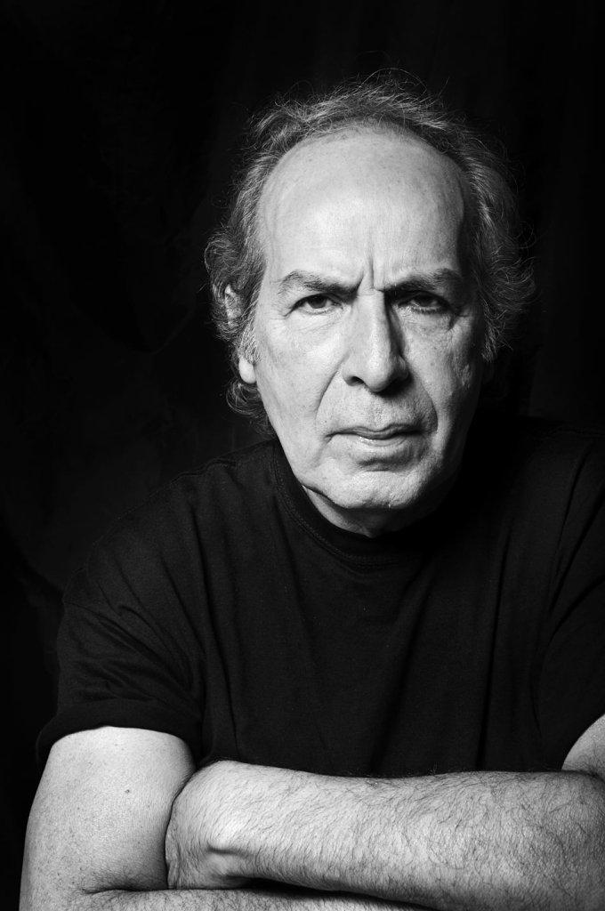 Portrait de l'artiste Manuel Merida