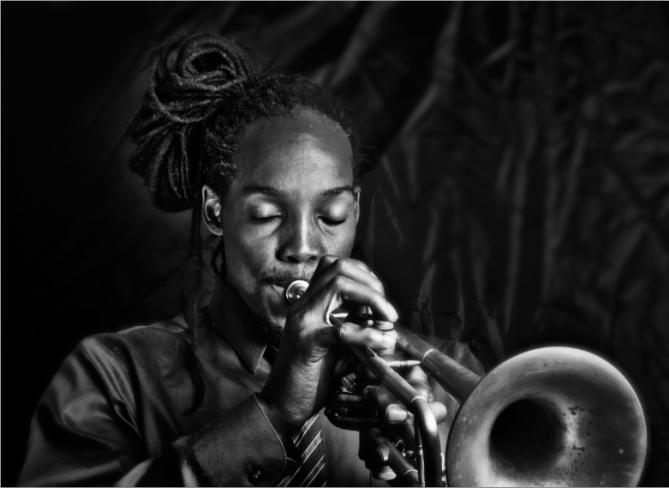 Josiah Woodson by Luz Perez-Ojeda
